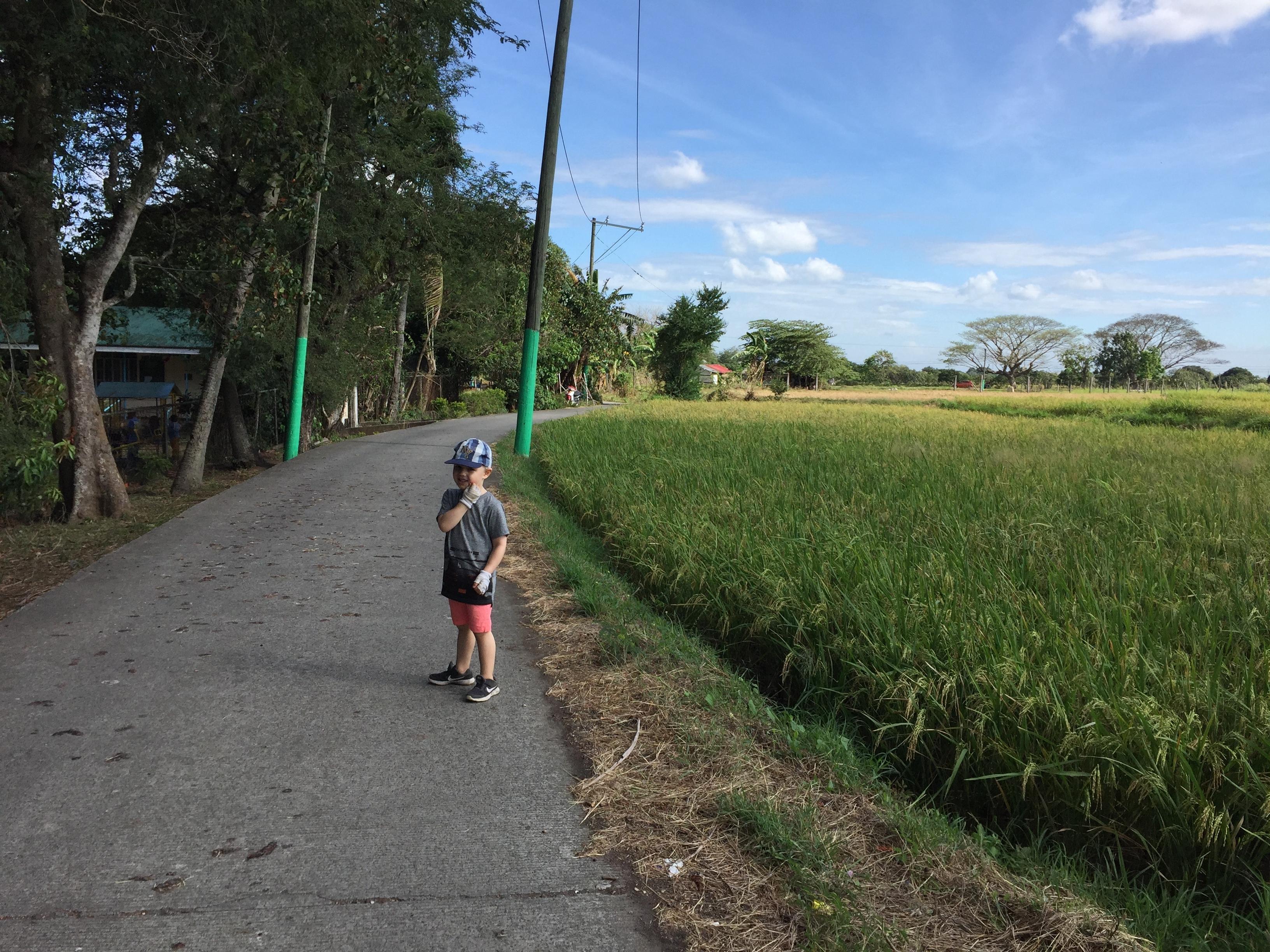 Vejen foran Børnehjemmet
